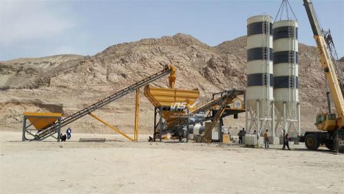 ins makina mobil beton santrali Turkmenistan (1)